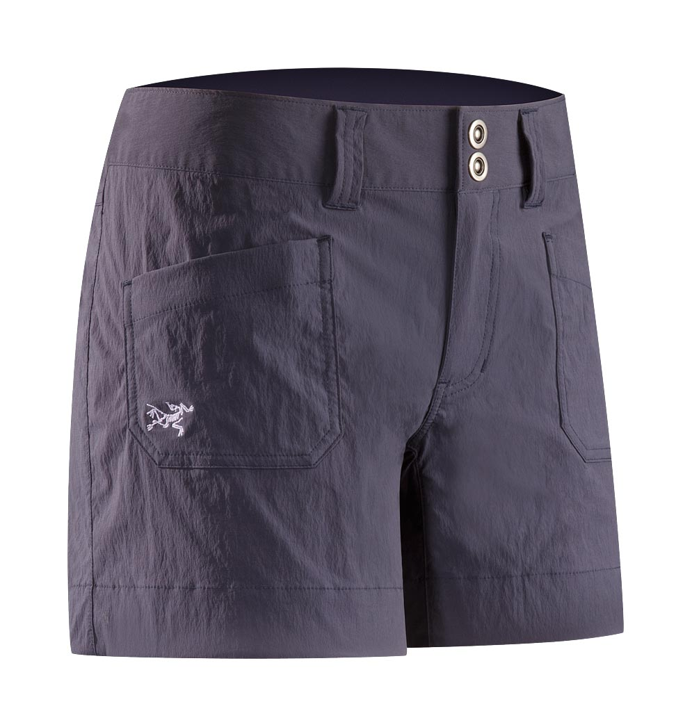 Arcteryx Blue Kyanite Rampart Short